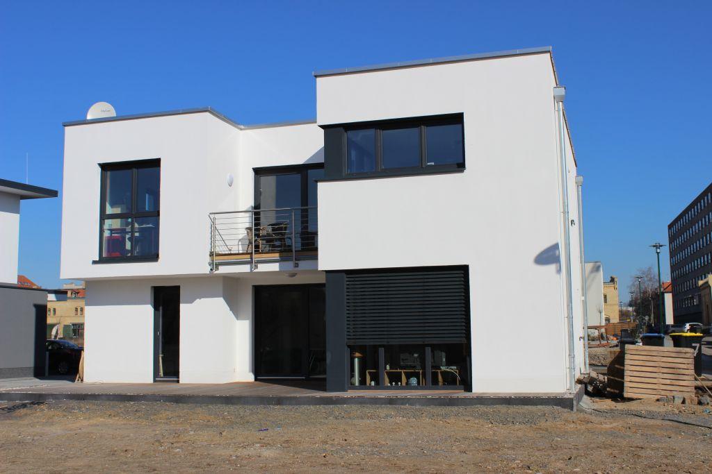 EFH Leipzig-Gohlis - Fassade /Wärmedämmverbundsystem