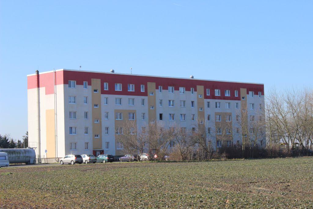 MFH Krostitz - Fassade / Wärmedämmverbundsystem